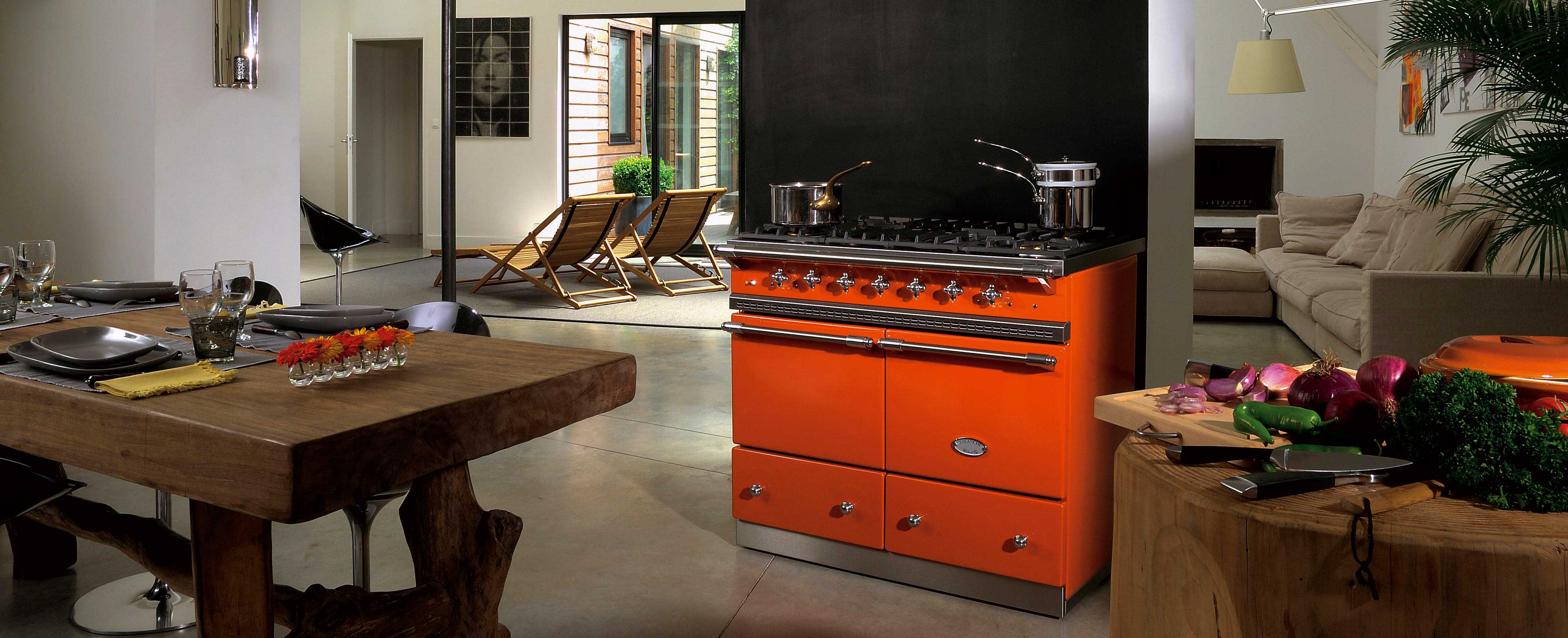 Everhot Cast Iron Range Cooker