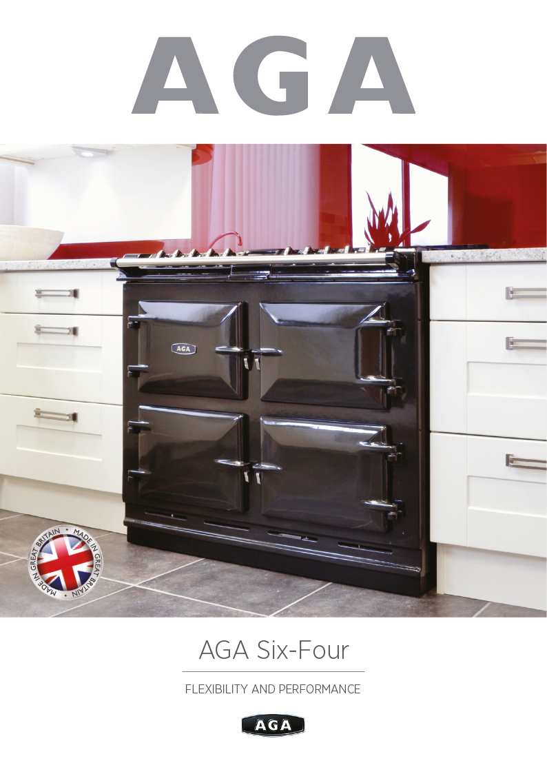 AGA S Series Brochure