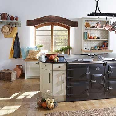Virtual tour of  Cast Iron Range Cookers